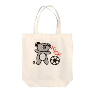 KICK-koaland-コアランド- Tote bags