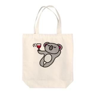 WINE-koaland-コアランド- Tote bags
