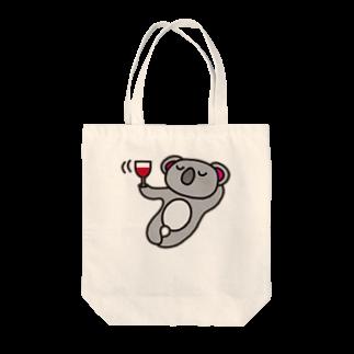 フォーヴァのWINE-koaland-コアランド- Tote bags