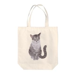 ギザ耳CAT Tote Bag