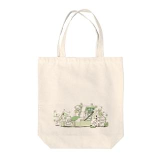 旅するひつじのTRIP Tote bags
