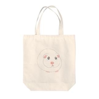 泣き虫モルモット Tote Bag