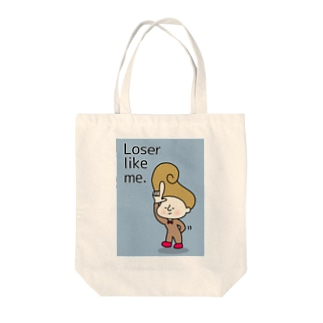 Loser like me. Tote bags
