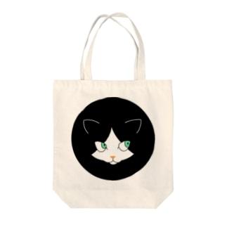 KUROHACHI Tote bags