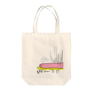 かおいろわるいくん(ビターン!!) Tote bags