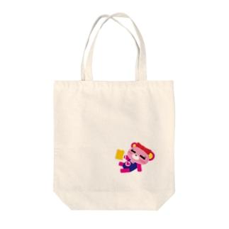 女子大生、ノン子の夏 Tote bags
