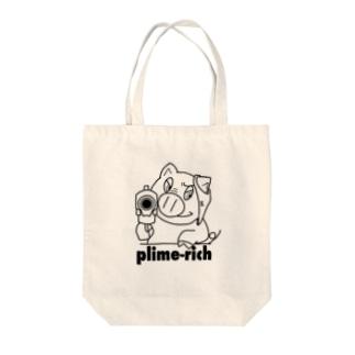 プライムリッチ Tote bags