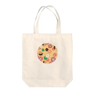 揚げたてドーナツ(まる) Tote bags
