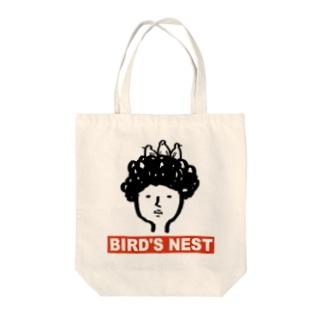 BIRD'S NEST トートバッグ