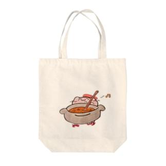カレー作るよーこ Tote Bag