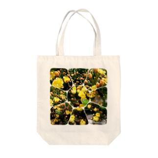 フラワーさぼ2017 Tote bags