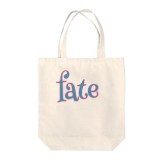 fate Tote bags