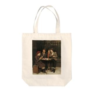 ジョン・ジョージ・ブラウン《タフな顧客》 Tote Bag