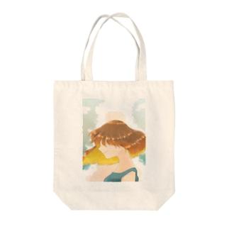 夏の香り Tote bags