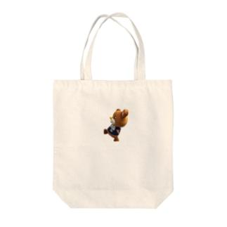 携帯屋さんのダイマックマ① Tote bags
