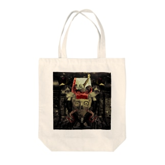 Collector 蒐集者 Tote bags