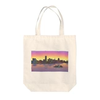 Yokohama Tote Bag