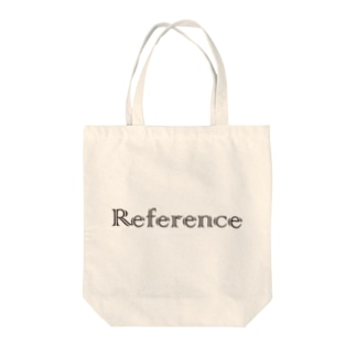 Reference Tote bags