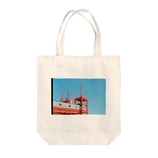 みなと Tote bags