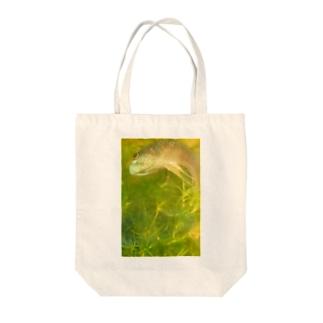 ワイルドベタ2 Tote bags