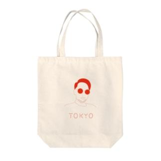 Hiroko💐のナイスガイインTOKYO Tote Bag
