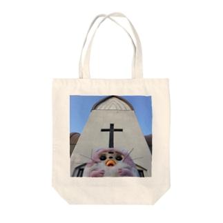 聖 Tote bags