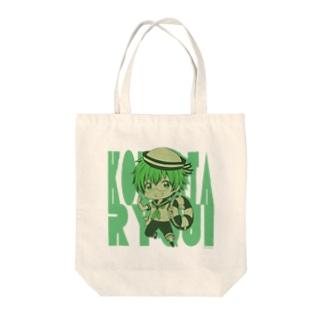 小日向りゅーじマリングッズ Tote bags