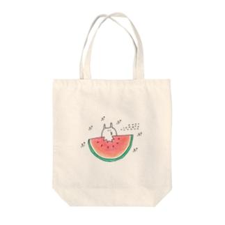 ぷぷぷぷぷ Tote bags
