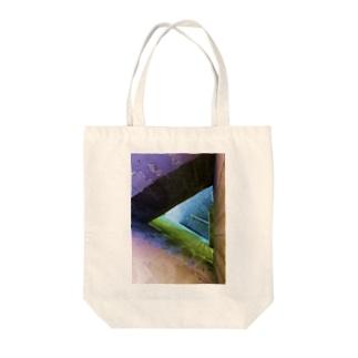 三角 No.1 Tote bags