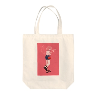 天使 Tote bags