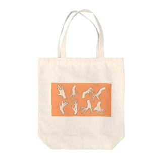 はん's Tote bags