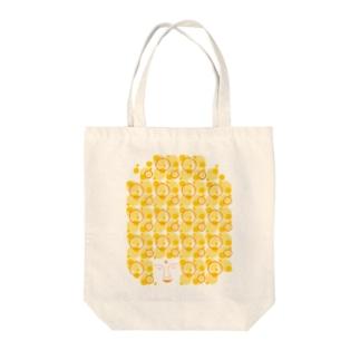 大仏(縦) Tote bags