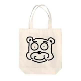 オリジナル(jigyakkuma) Tote bags