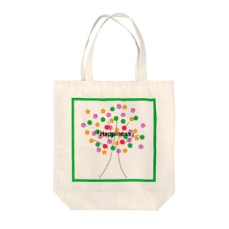GGGGGの花 木 自然 Tote bags
