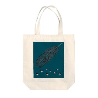 ミヤコドリ 【アラビア語】 Tote Bag
