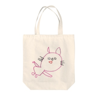 横向きうさぎ Tote Bag