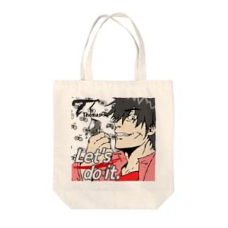 トォマス@Gamesグッズ Tote bags