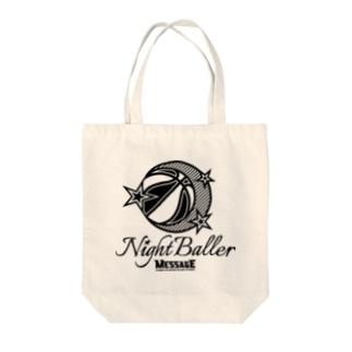 NightBaller Tote bags