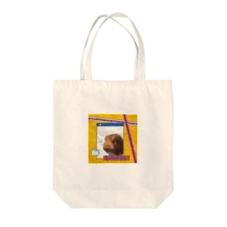 アメリカンなモルモット Tote Bag