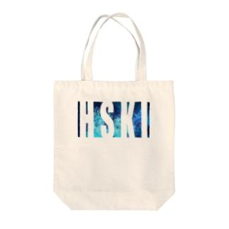 HSKI Tote bags