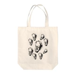 便器 Tote bags