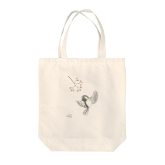 -KARA No.2- Bird call  Tote bags