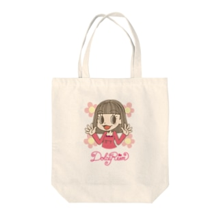 ドルチェリズム【スタンプTOP】 Tote bags