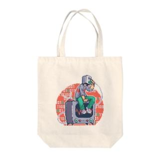 どっと絵 NO.54 Tote bags