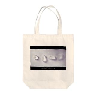 無色透明 Tote bags