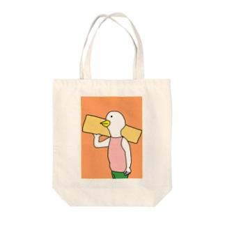 白鳥親方 Tote bags