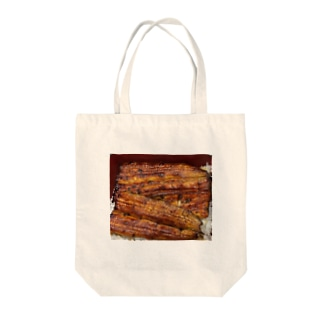 うなぎ Tote bags
