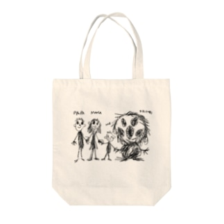 Family &Friends Tote bags