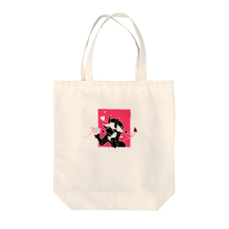 恋小悪魔 Tote Bag
