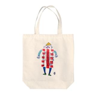 トントントバリズム Tote bags